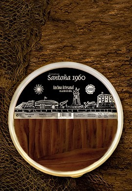 RO-550 Anchoa Alta Rest. 50 Filetes